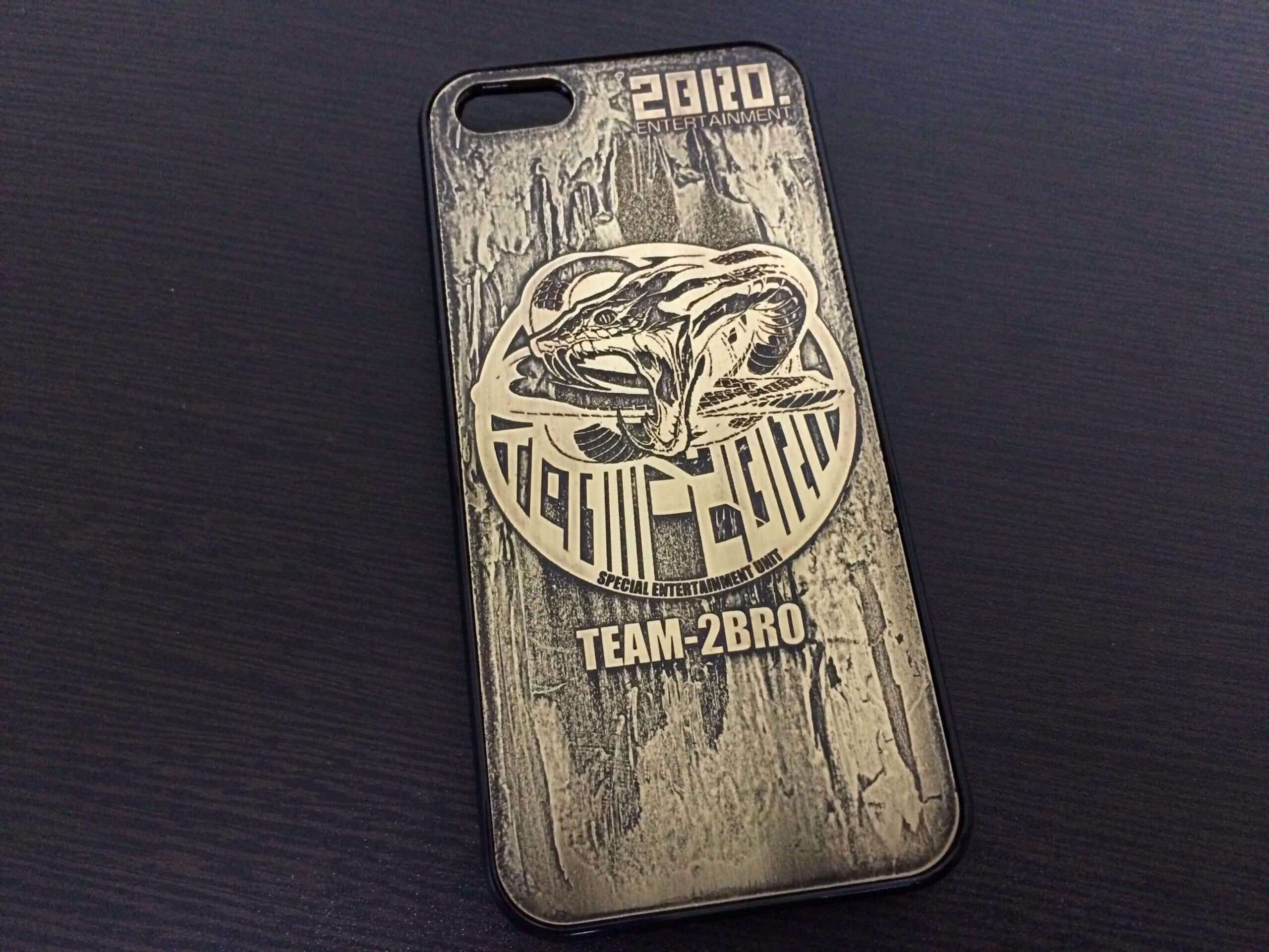 2broのメタルiphoneケースが届いた 開封 レビュー ゲームイズベスト ゲーム情報ブログ