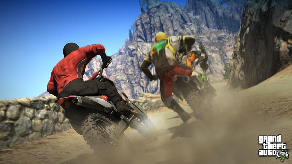 PS4版GTAオンラインの拡張要素が発表!プレイ人数やキャラクリエイトなど。