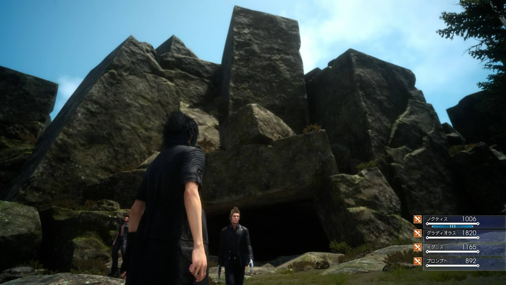 FINAL FANTASY XV EPISODE DUSCAE_20150321182311