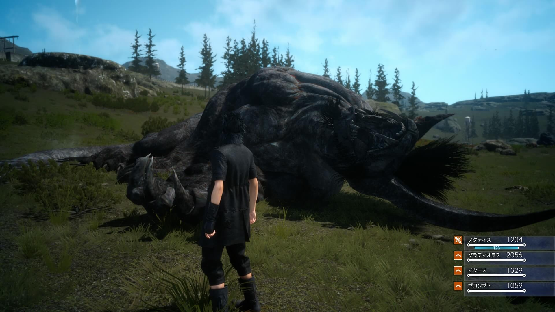 FINAL FANTASY XV EPISODE DUSCAE_20150322005809