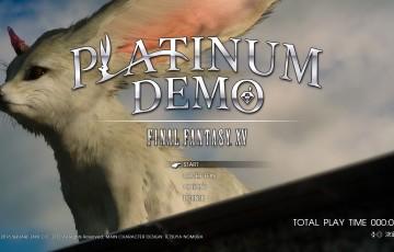 PLATINUM DEMO – FINAL FANTASY XV_20160331225240