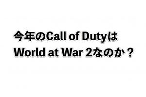 Call of Duty World at War 2