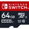 microSDカード for Nintendo Switch 64GB