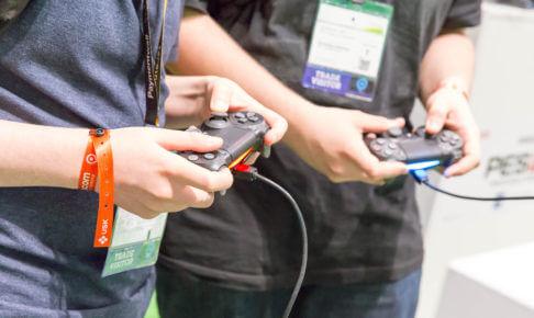 PS4ボタン割り当て