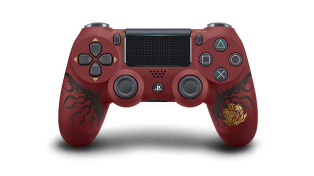 PlayStation4 Pro MONSTER HUNTER WORLD LIOLAEUS EDITION