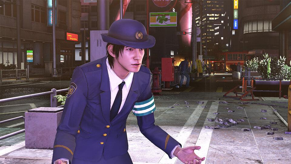 【PS4】巨影都市の操作方法について