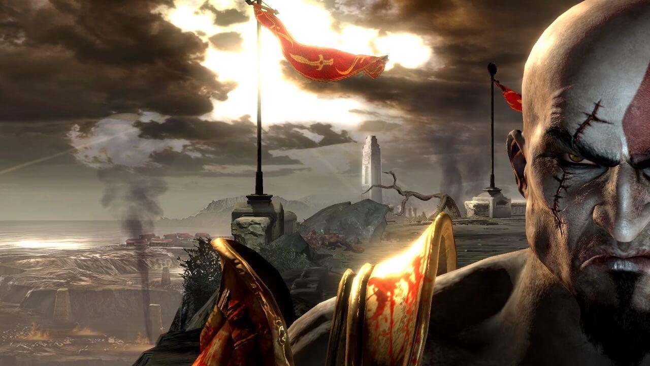 【ゴッドオブウォー】クレイトスの武器がブレイズオブカオスからリヴァイアサンに変わった件について