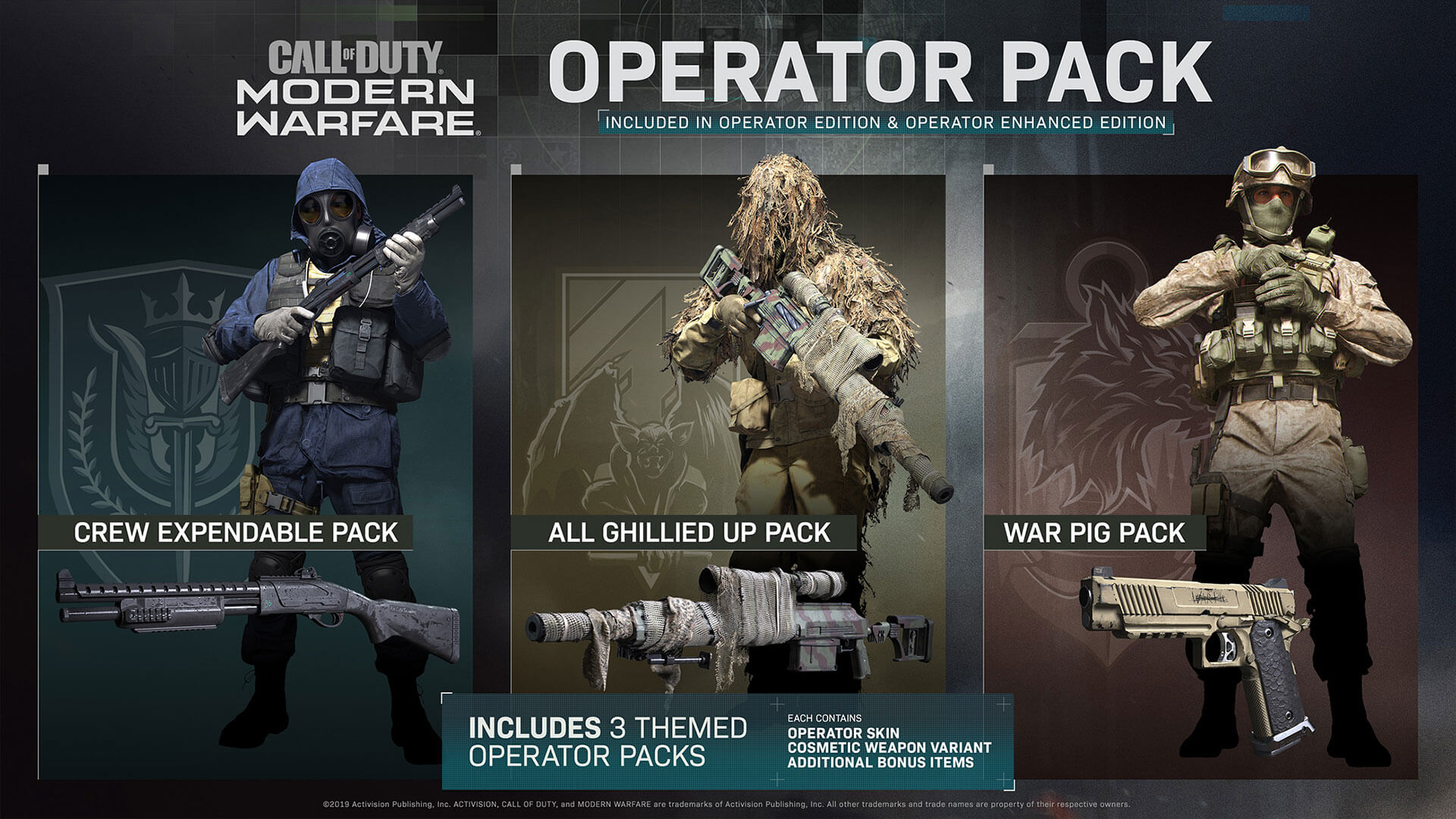 Call of Duty: Modern Warfare オペレーターパック