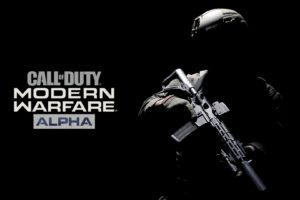 Call of Duty: Modern Warfare - 2v2 Alpha