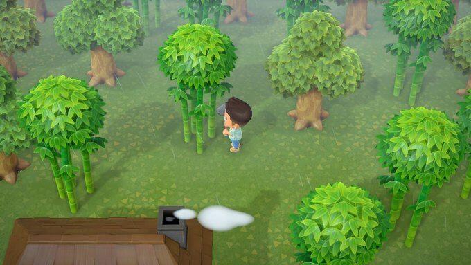 あつまれどうぶつの森:バンブー・はるのわかたけの入手方法