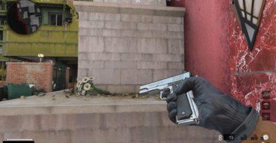 CoDBOCW:武器を眺める方法