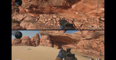 CoDBOCWを画面分割で遊ぶ方法(PS4)