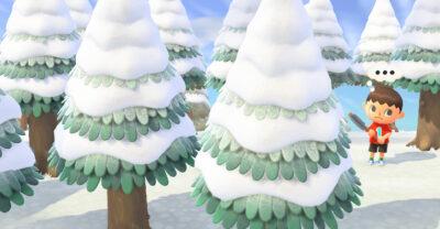 あつ森の雪解けは何月何日なのか確認してみた(北半球の場合)
