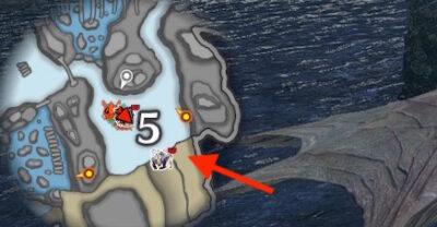 【モンハンライズ】マップの大型モンスターのアイコンの右上に表示される赤・紫・黄色のアイコンの意味とは?