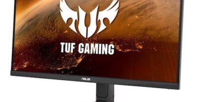 ASUSのTUF Gaming VG279QL1AにPS5を接続するとレースモードから変更できない時の対処法